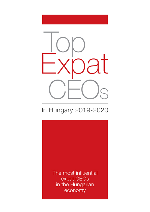 Top Expat CEOs in Hungary 2019-2020