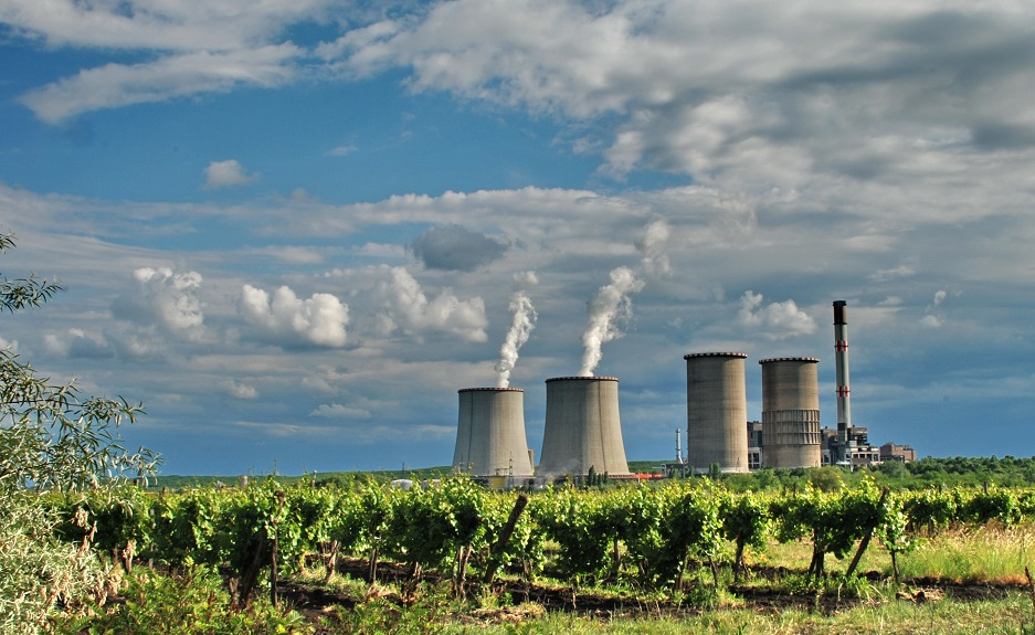 EC funds Mátra lignite generation decarbonization project