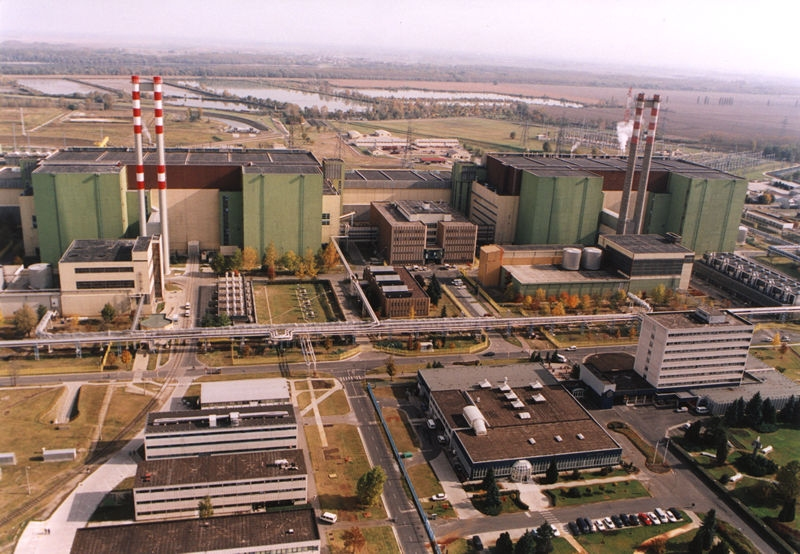 Malfunction at Block 3 of Paks power plant cuts output by 240MW