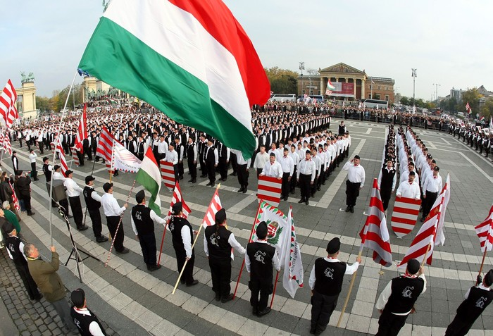 Popularity of far-right Jobbik party leveling off