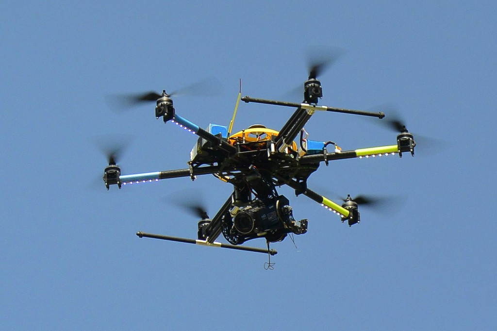 Legislation requiring drone pilot use of mobile app approved