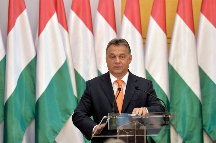 Fidesz wins elections; two-thirds majority seen likely