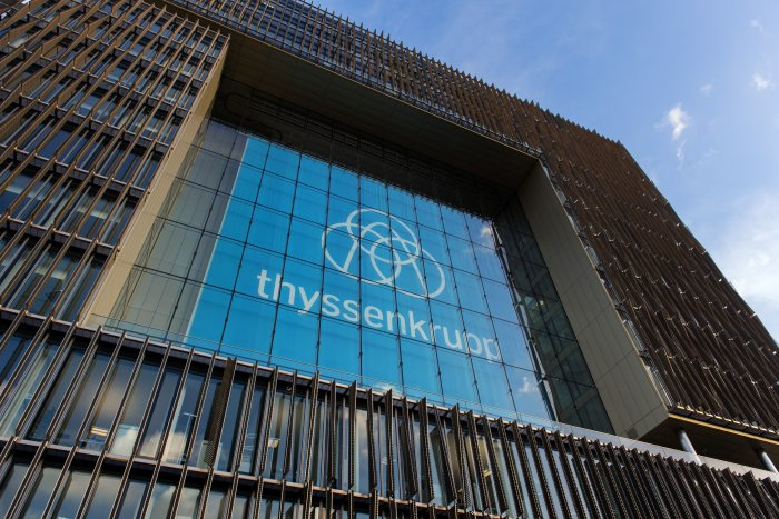 Thyssenkrupp to set up HUF 2.2 bln development base in Veszprém