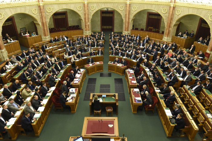 Hungarian Parliament rejects amendment on quotas