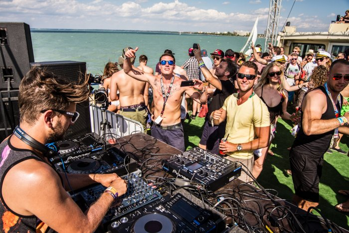 VOLT, Balaton Sound festivals postponed until 2022