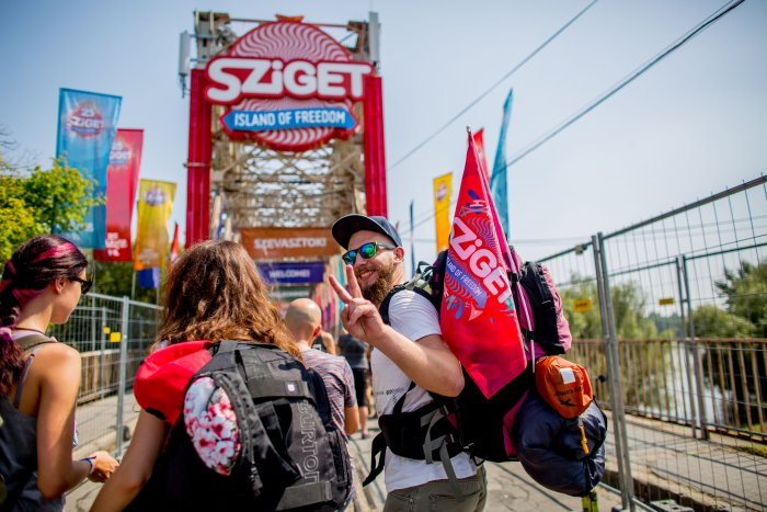 Sziget clinches 2nd major green award this year