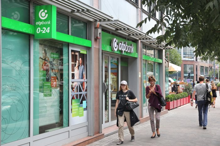 Domestic ownership in OTP Bank grows