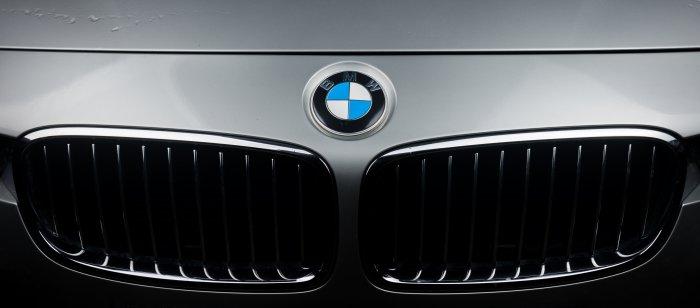 BMW sales fell 5% last year