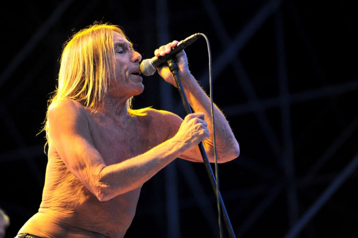 Iggy Pop to play Budapest