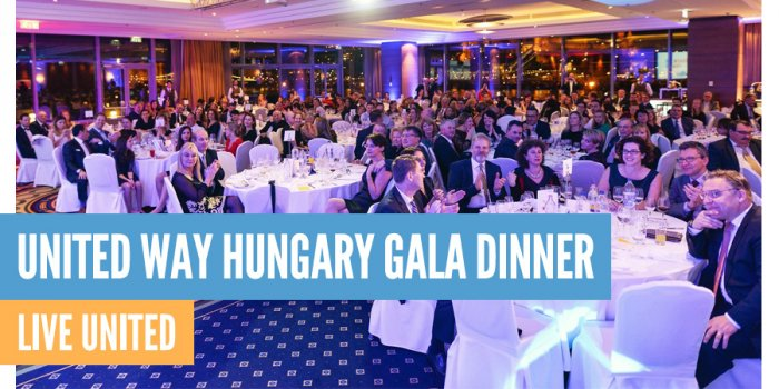 United Way Hungary to hold gala dinner