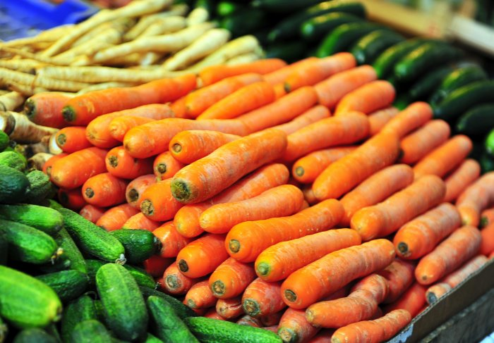 Vegetable harvest expected to be average