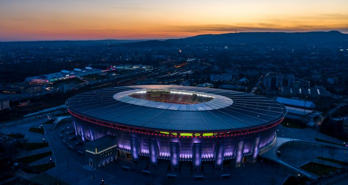 Budapest aims to host EURO 2020 matches at full capacity