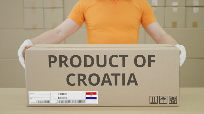 One in five Croatian businesses operated in trade sector in 2019