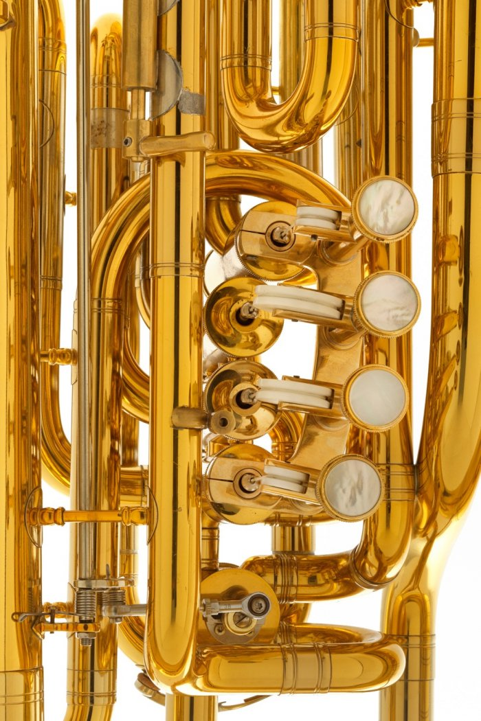 Hungarian innovation to support tuba soloists