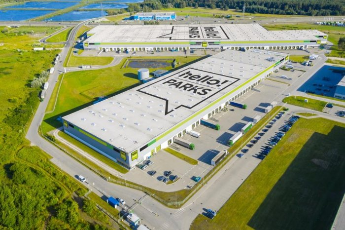 HelloParks to build one of Hungary's largest industrial parks in Fót