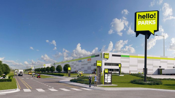 HelloParks to build new logistics center in Maglód