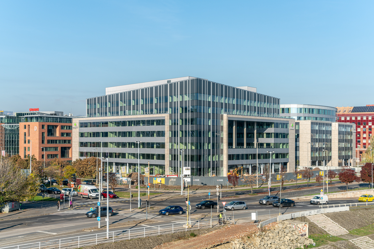WING selling two office buildings to GTC