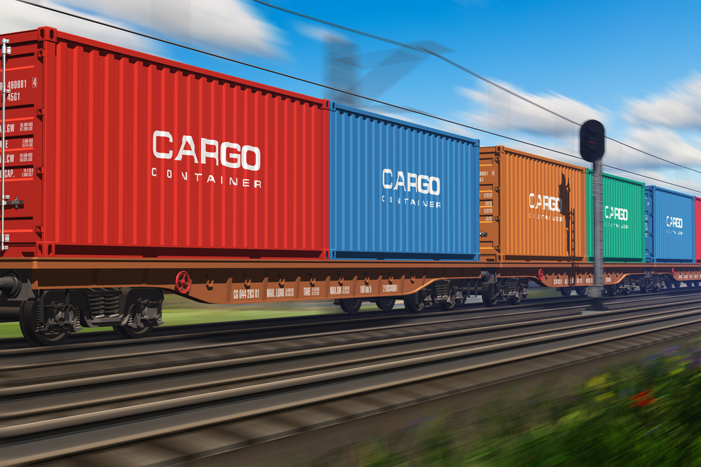 Chinese container trains arriving via Záhony up 10-fold