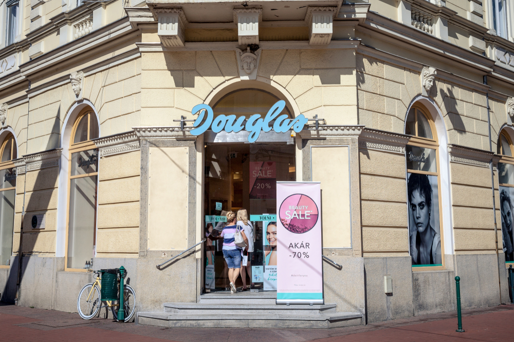 Boom in online sales means Douglas will axe 500 stores