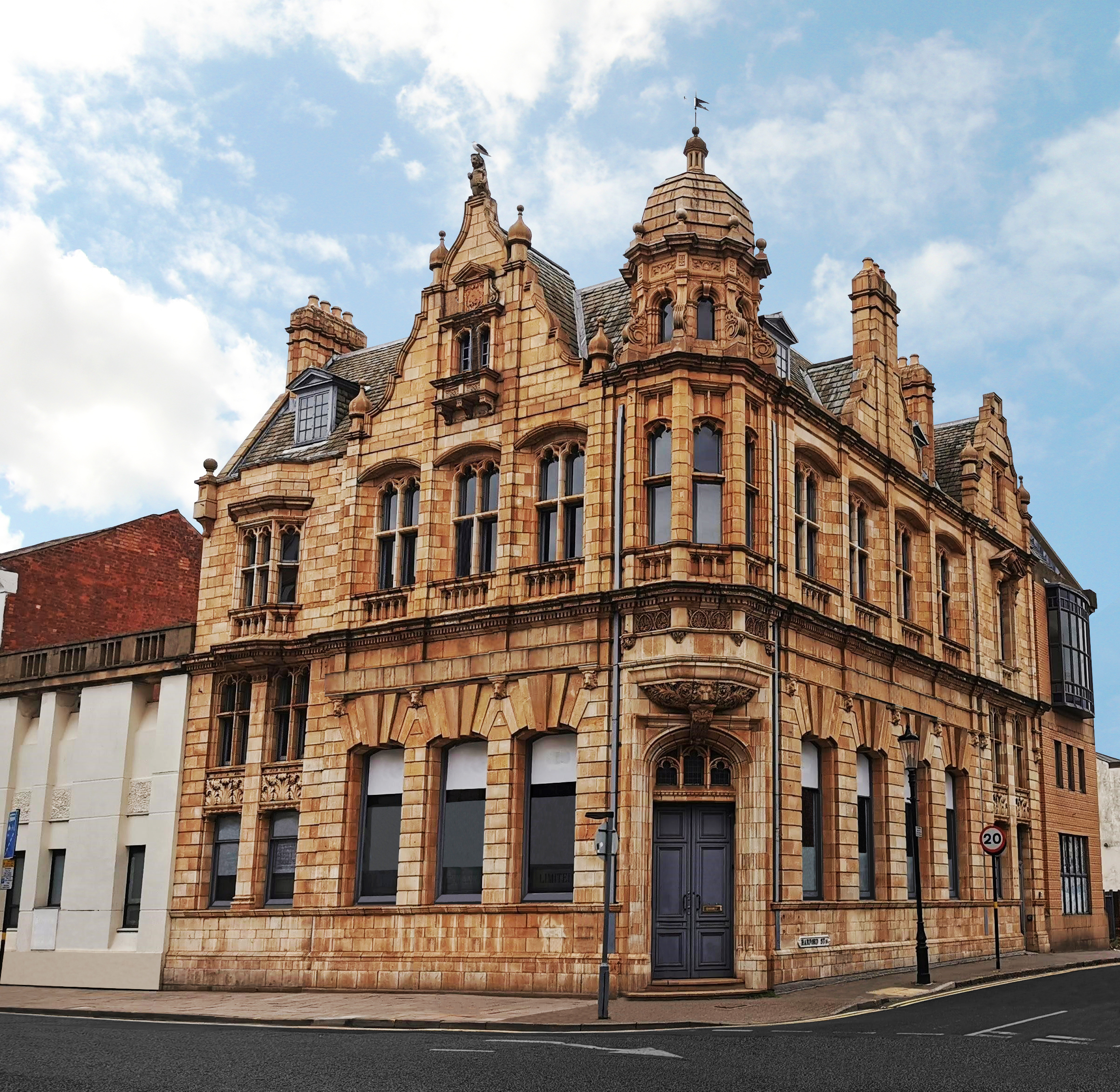 Cordia turns historic building into UK HQ