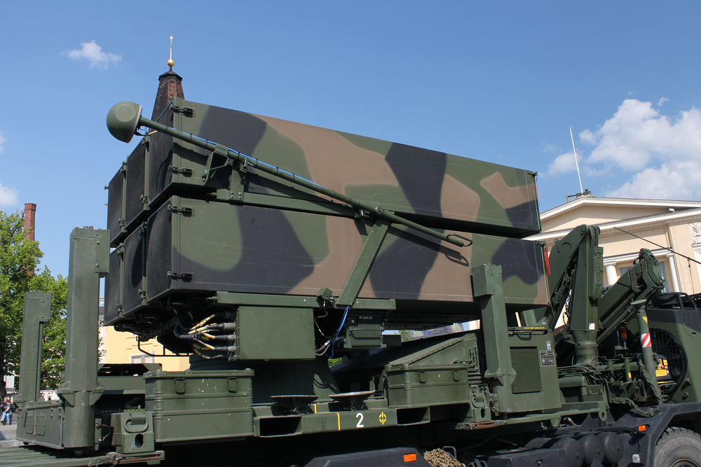 Hungary signs financing deal with Norway for NASAMS contract