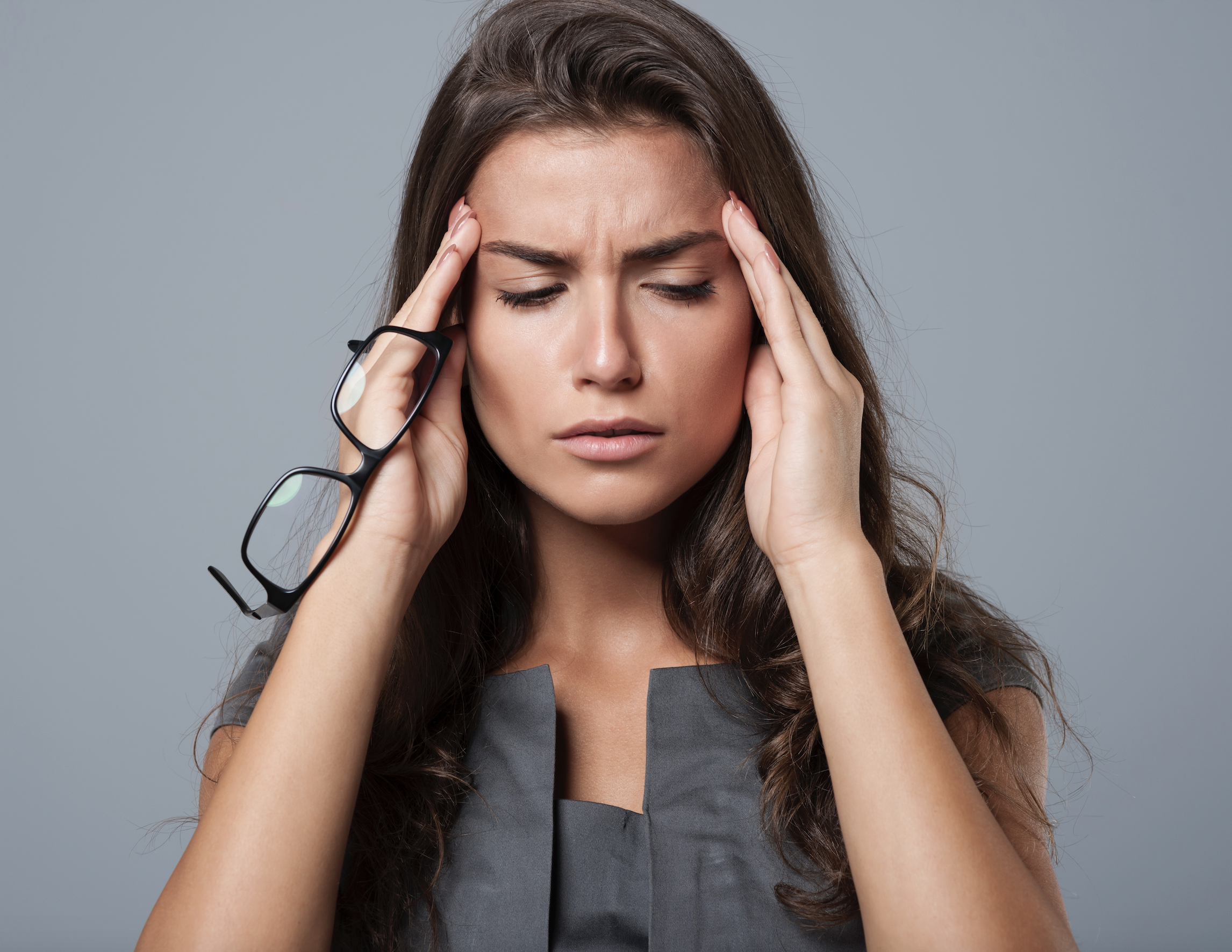 Headaches - symptoms, diagnosis, treatment