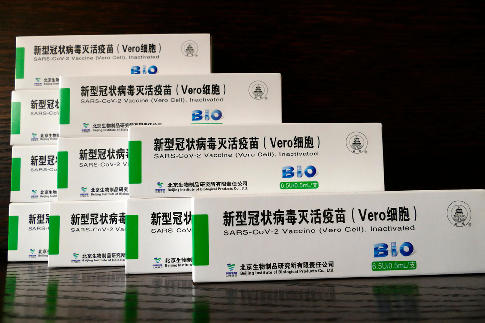 Chinese vaccines to make up for missed Janssen delivery