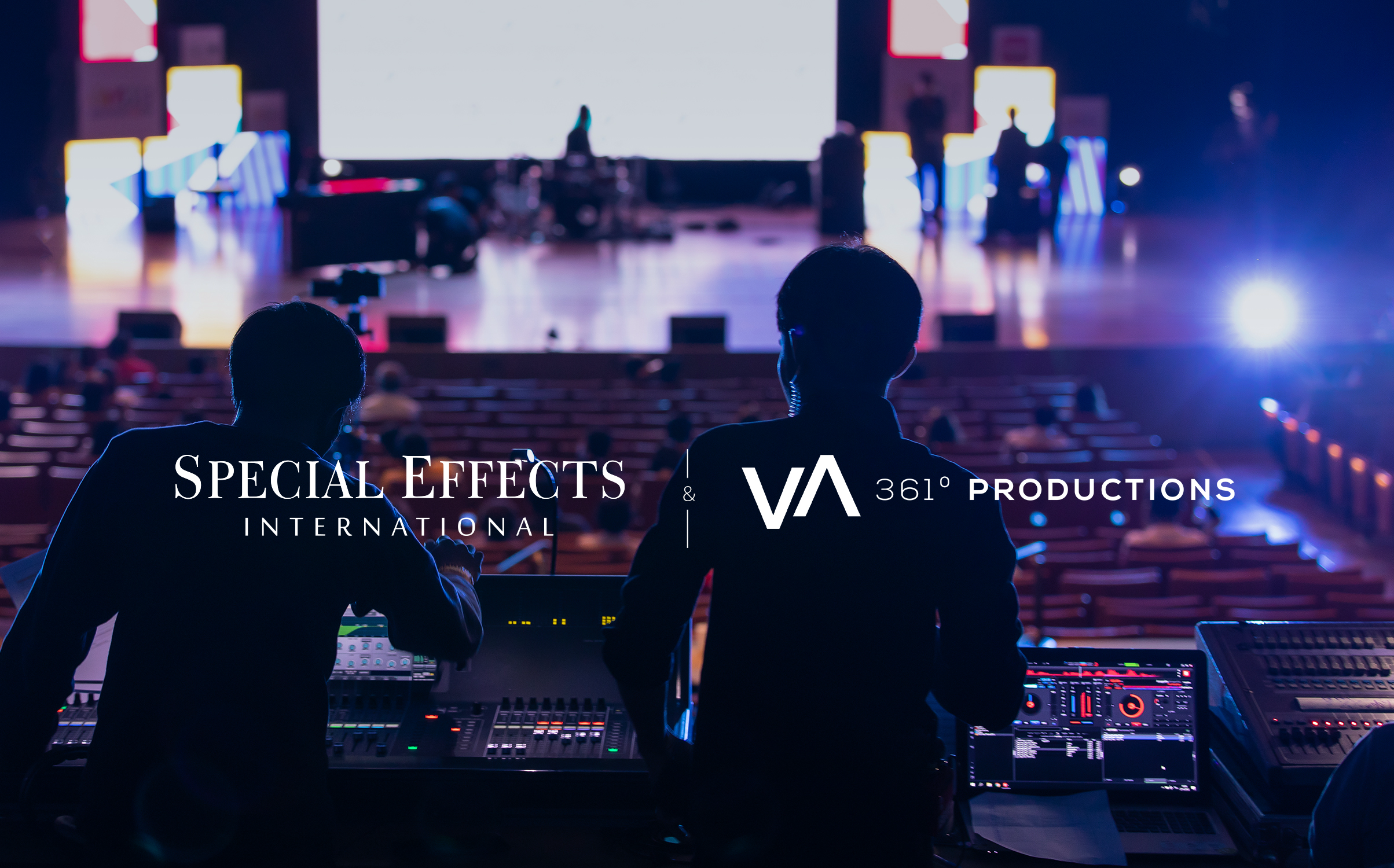 Special Effects acquires stake in Spanish event production firm