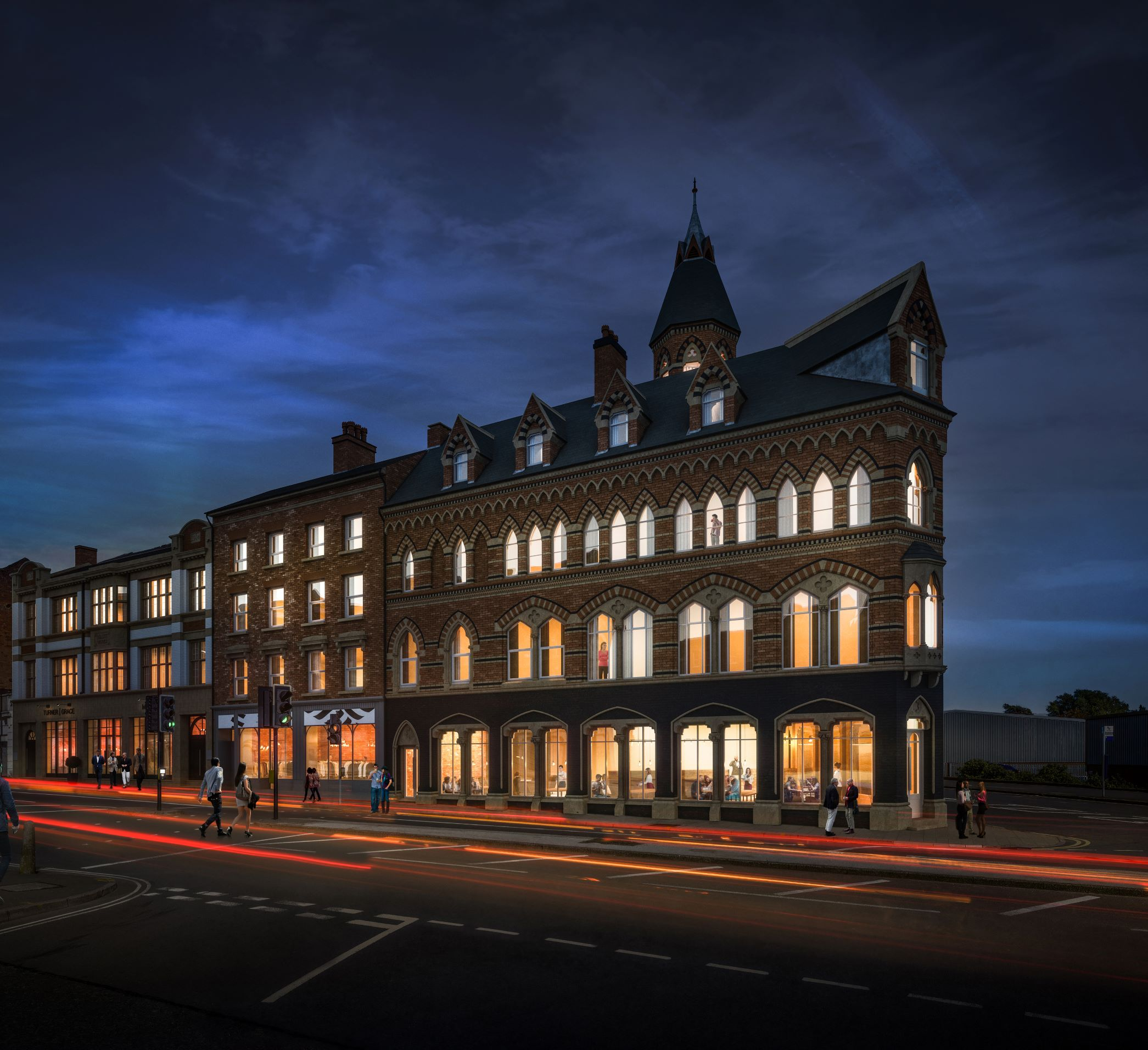 Cordia starts selling its first apartments in the U.K.