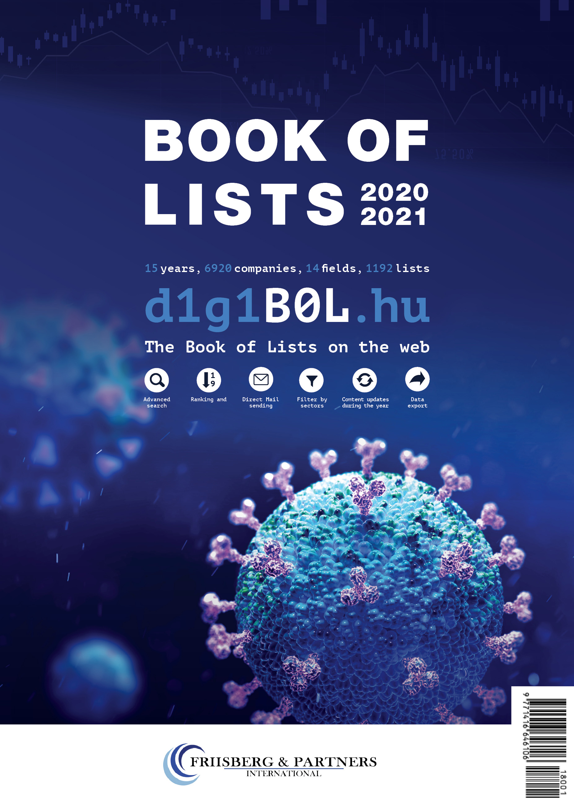 Book of Lists 2020-2021